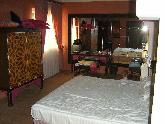 Sillyum Hotel : Chambre marek villa