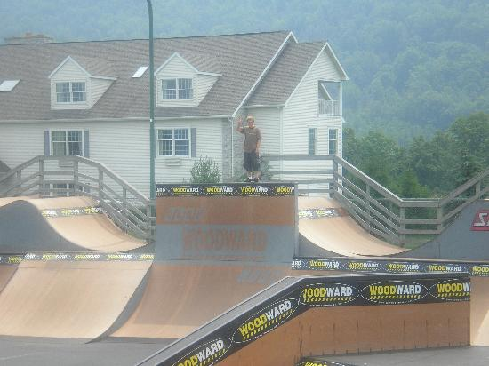 Woodward, PA: Outdoors 3