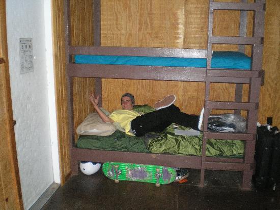 Camp Woodward: Bunk