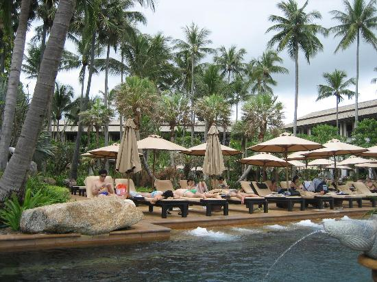 Marriott's Phuket Beach Club: North Pool