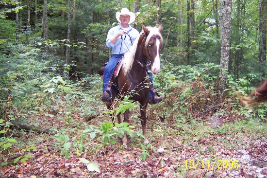 Bandy Creek Campgrounds: Great riding at Big South Fork