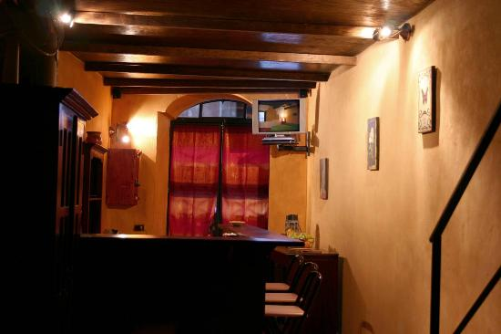 San Francesco : Entramce