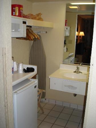 kitchen/bathroom - Picture of Ocean Dunes Resort & Villas, Myrtle ...