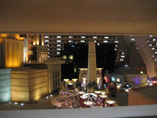 interior room view - Picture of Luxor Hotel & Casino, Las Vegas - TripAdvisor