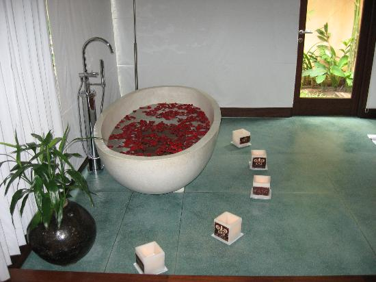 Heritage Suites Hotel: The Tub