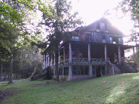 Covewood Lodge: Main Lodge