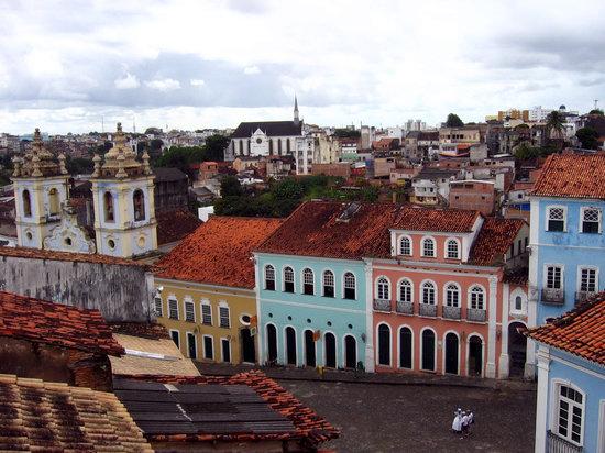 Pelourinho Salvador De Bahia