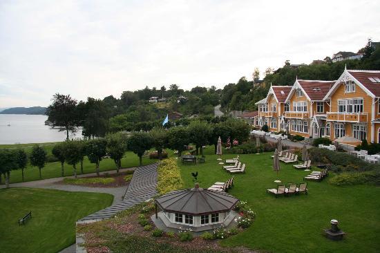 Bilderesultat for solstrand Hotel og bad