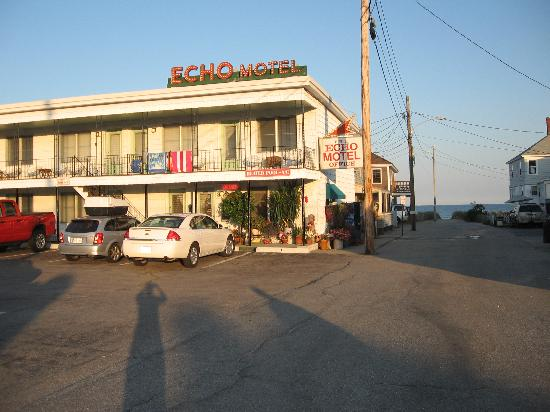 Echo Motel & Oceanfront Cottages: Echo Motel