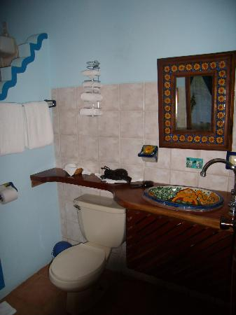 Hotel Costa Coral: bathroom