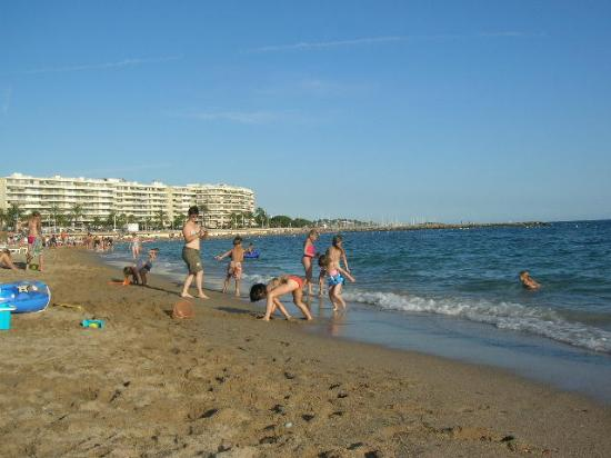 Hotel de France : la plage