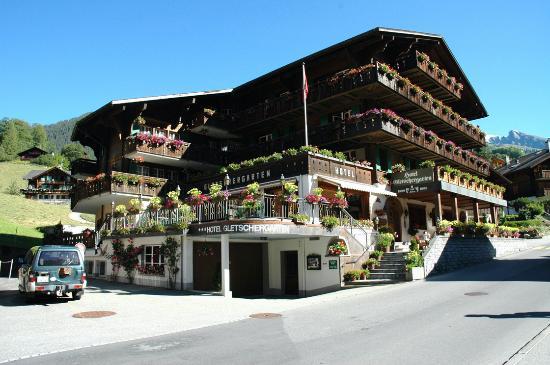 Hotel Gletschergarten: Hotel