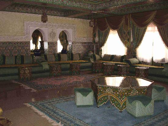 Sangho Club Privilege Marrakech : salle d'attente