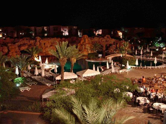Sangho Club Privilege Marrakech : vue de nuit
