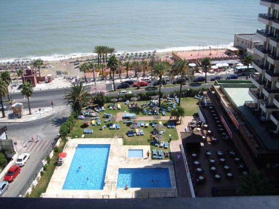 Sol Aloha Playa Aparthotel : Vistas desde habitación 1103