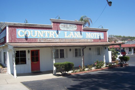 ‪‪Country Lane Motel‬: Motel‬