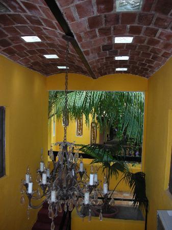 Chacala, Mexico: building exterior
