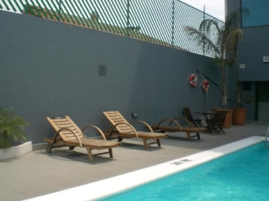 Holiday Inn Irapuato: pool