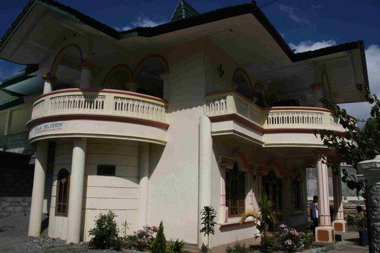 Villa Silverin: l'hôtel