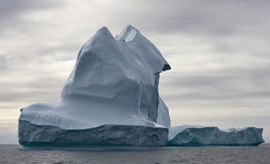 Angmagssalik Hotel: Iceberg (Boat tour to Ikateq)