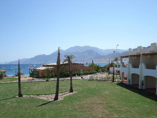 Ibis Styles Dahab Lagoon: View from balcony