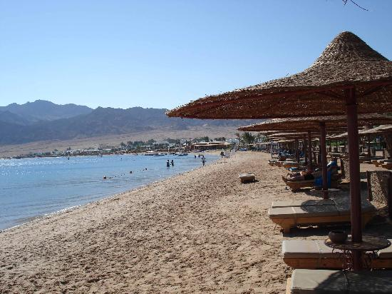 Ibis Styles Dahab Lagoon: The hotel beach