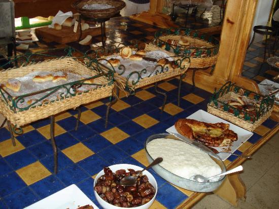 Ibis Styles Dahab Lagoon: Breakfast buffet