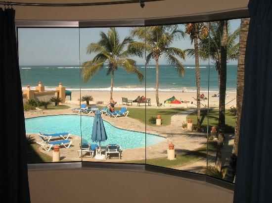 Ocean Dream Condominiums: Bedroom View