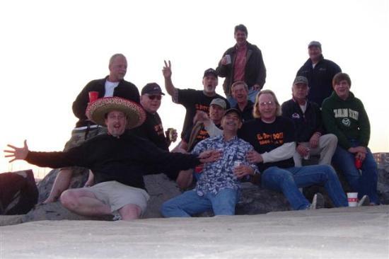 BajaCactus Motel: El Dirty Dozen Baja Trip 2006