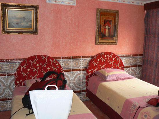 Hotel Mozart: Hotel room