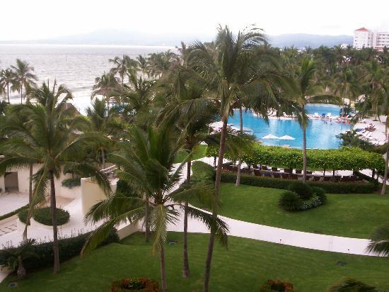 Grand Velas Riviera Nayarit: View from balcony