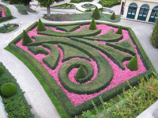 Aria Hotel Prague by Library Hotel Collection: Vrtbovska Garden
