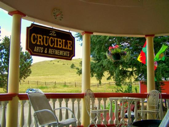 Cripple Creek Hospitality House & Travel Park: End of Season, H.H. (For Sale)