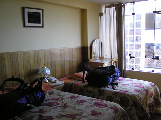 Joya del Titicaca: Double Room
