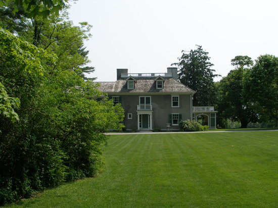 Stockbridge, MA: Daniel Chester French's House