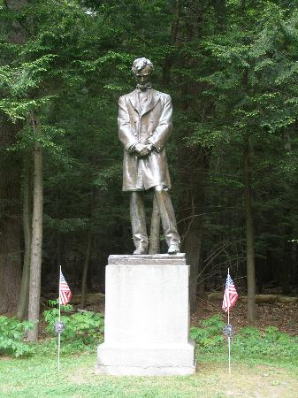 Chesterwood Museum: Lincoln Statue