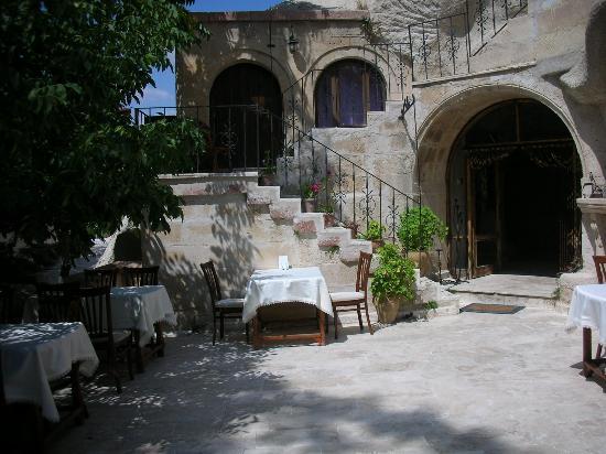 Gamirasu Cave Hotel: Gamirasu, esterno