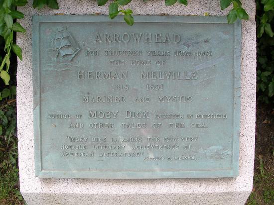 Herman Melville's Arrowhead: Arrowhead