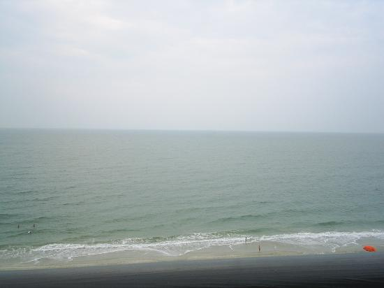 8th Floor Balcony View Foto De Holiday Sands North Myrtle Beach Tripadvisor