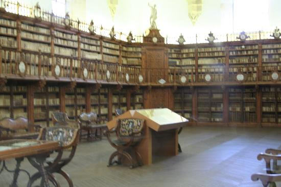 Biblioteca Publica Mas Antigua Del Mundo Foto De Salamanca Província De Salamanca Tripadvisor