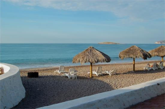 Hotel Playa San Carlos: Check out these views!