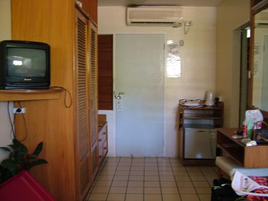 BEST WESTERN Hexagon International Hotel, Villas & Spa : Pool side room