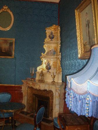 Jussupow-Palast an der Moika: Blue room