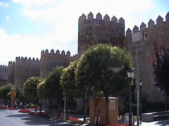 Parador de Ávila: ...and again...