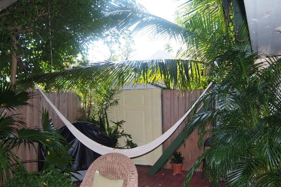 Jasmine House: The hammock