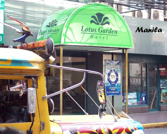 Lotus Garden Hotel: Hotel Lotus Garden