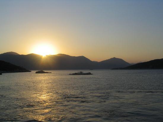 Elafiti Islands: Sunrise on Sipan