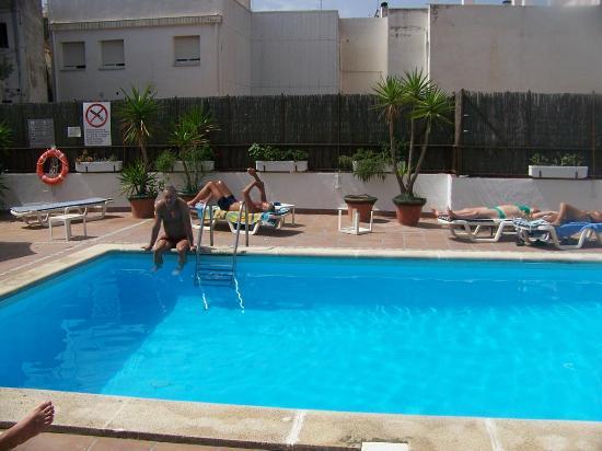 Hotel El Cid: piscine de l'hotel