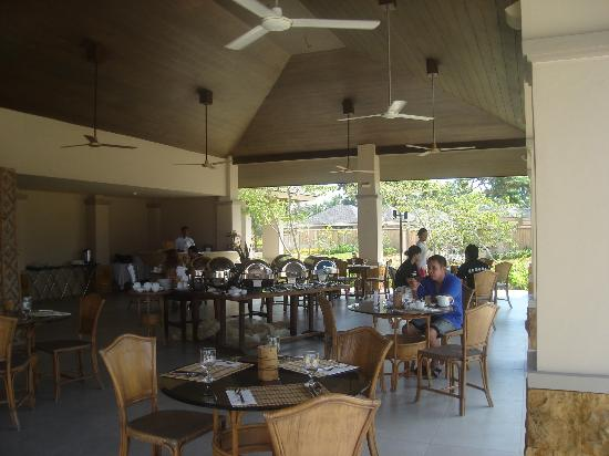 Amorita Resort: Dining area