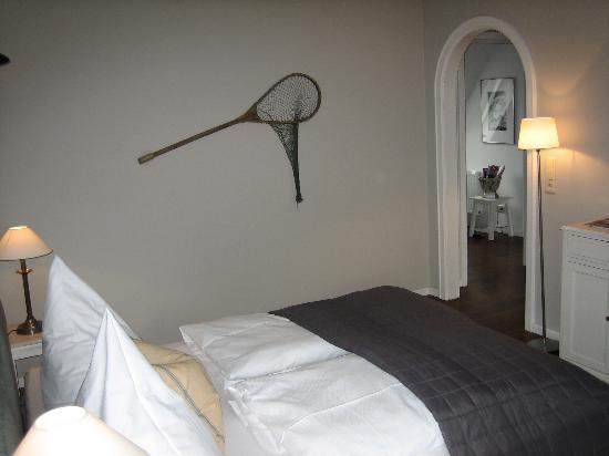 Long Island House Sylt: Doppelzimmer